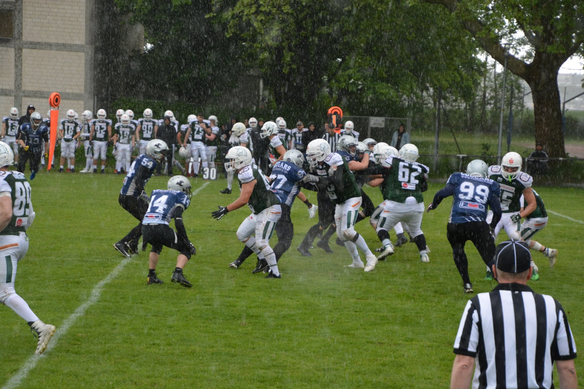 SV Kornwestheim Cougars vs Schwaebisch Hall Unicorns 2 110519 03