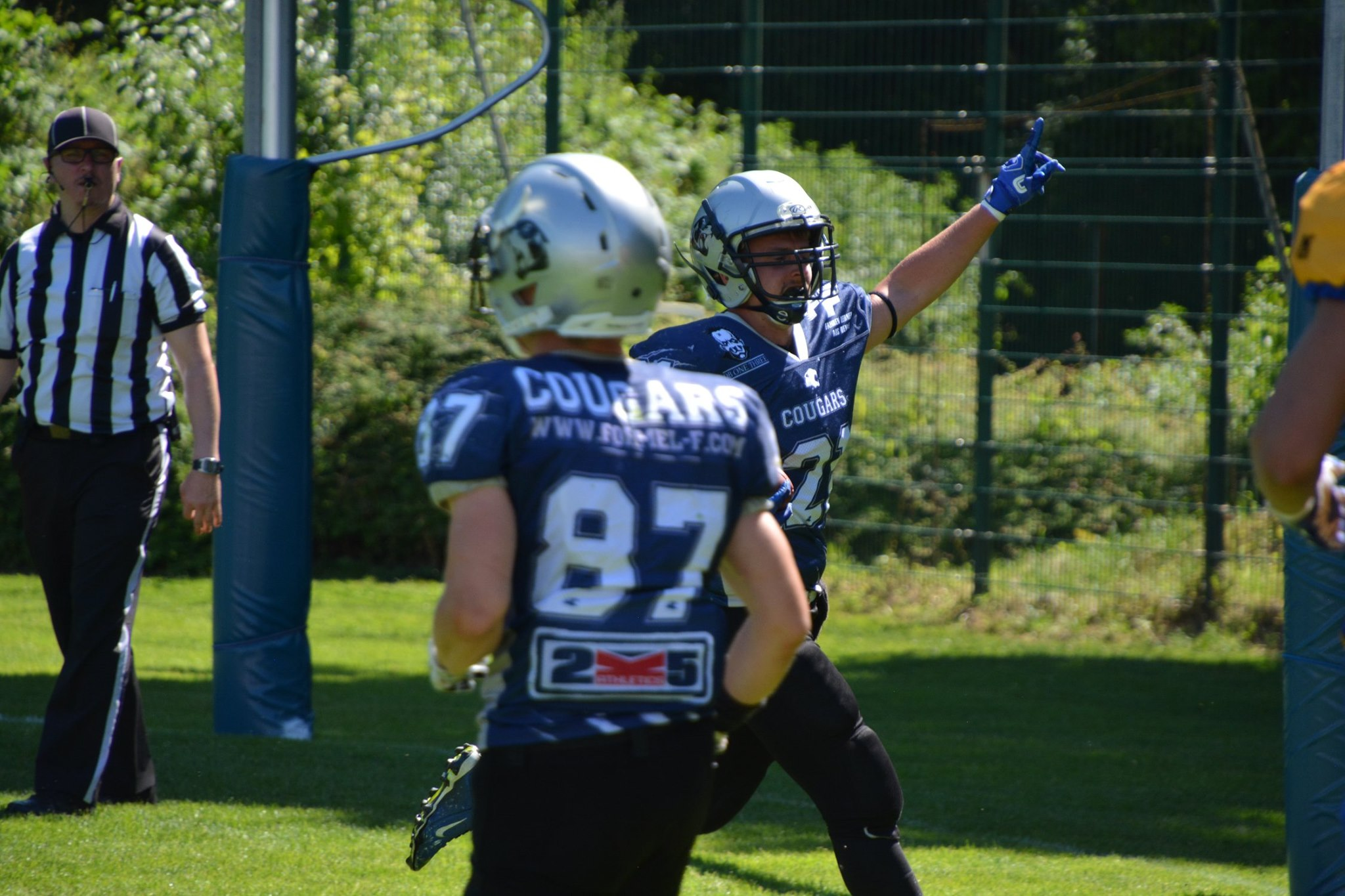 SV Kornwestheim Cougars vs Backnang Wolverines 290619 06