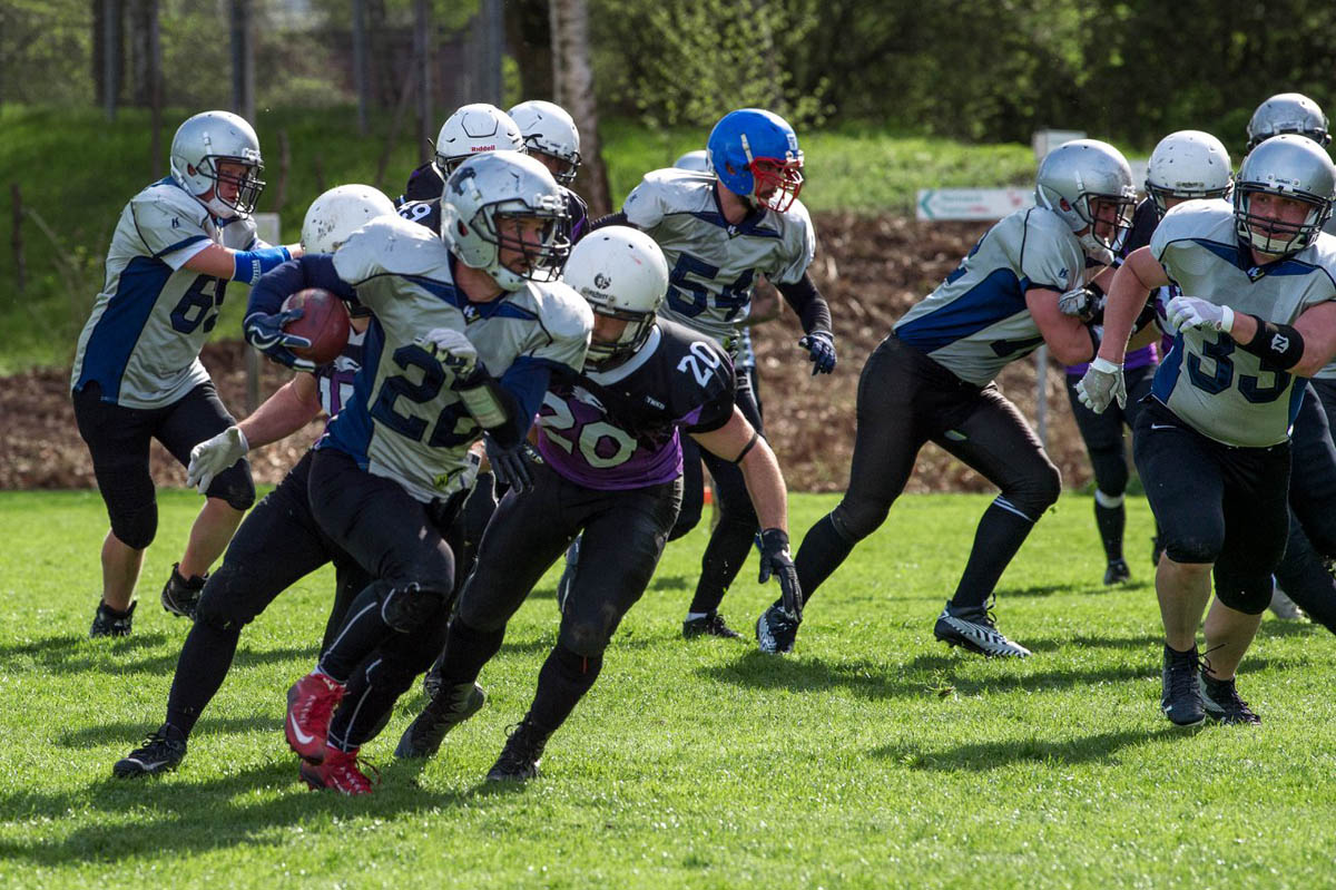 sv kornwestheim football cougars seniors news1 reutlingen eagles