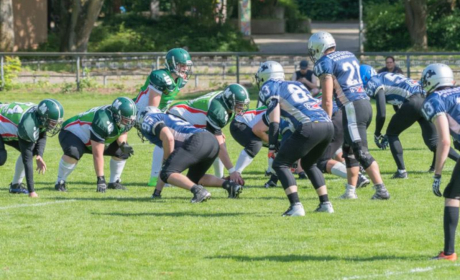 Kornwestheim Cougars vs Offenburg Miners 2018