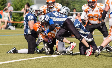 Fellbacher Warriors vs. Kornwestheim Cougars