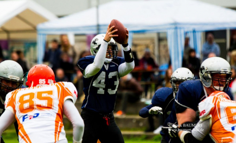 Kornwestheim Cougars vs. Fellbach Warriors