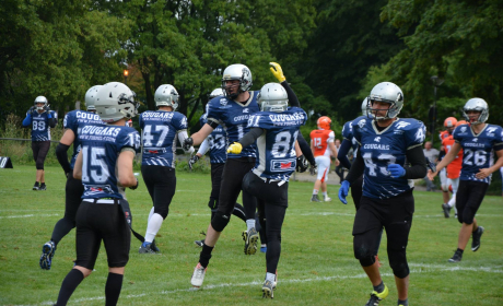 Kornwestheim Cougars vs Fellbach Warriors 2018